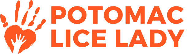 Potomac Lice Lady Logo